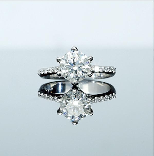 2.04ct diamond ring